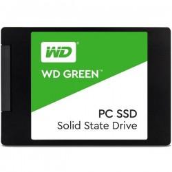 "WD Green 120GB SSD SATA3, 2,5"" (7 mm) ( r540MB/s, w430MB/s ) WDS120G1G0A"