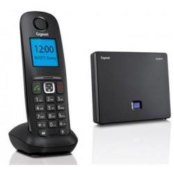 SIEMENS Gigaset A540 IP Black - bezdrátový IP telefon GIGASET-A540IP