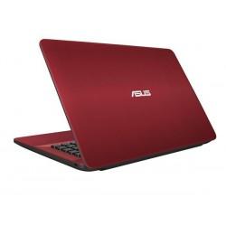 """ASUS X541NA-GQ320T Pentium N4200 15.6"""" HD matny UMA 4GB 1TB WL DVD/RW Cam Win10 červený"""