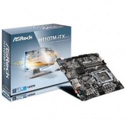 ASROCK Základná doska H110TM-ITX R2.0
