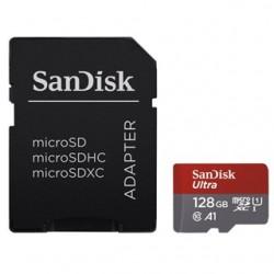 SanDisk Ultra microSDXC 128GB 100MB/s A1 CL10 SDSQUAR-128G-GN6MA