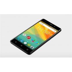 "Prestigio Multiphone Muze H3 5.5"" 1280x720 IPS 1/8GB 1.3GHz 2900mAh CAM 2/8Mpx Android 7.0 DUAL SIM CIERNY PSP3552DUOBLACK"