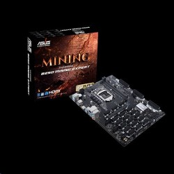 ASUS PRIME B250 MINING EXPERT soc.1151 B250 DDR4 ATX 1+18xPCIe USB3.1 iG HDMI 90MB0VY0-M0EAY0