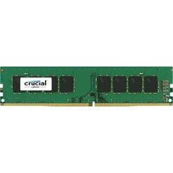 8GB DDR4 2666 MT/s (PC4-21300) CL19 SR x8 Crucial Unbuffered DIMM 288pin CT8G4DFS8266