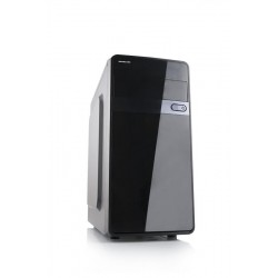 MODECOM PC skrinka TREND AIR Mini Tower USB 3.0 µATX, zdroj 400W AM-TREN-AIR-F400_12-0002