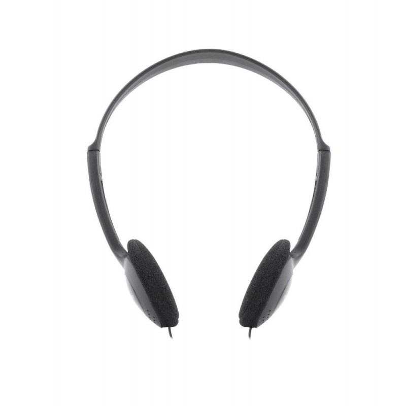 TITANUM TH113 Audio slúchadlá, 1.5m, čierne - SALSA TH113 - 5901299926628