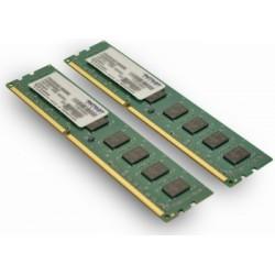 Patriot 8GB (Kit 2x4GB) 1600MHz DDR3 CL11 DIMM PSD38G1600K
