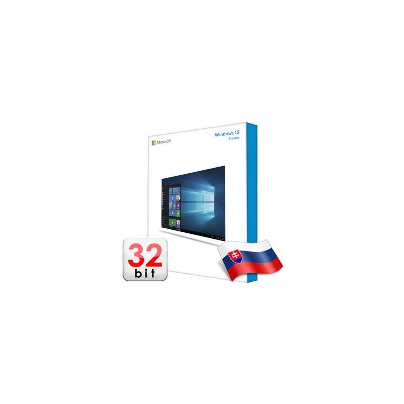 MS WINDOWS 10 SK 32-bit OEM KW9-00168