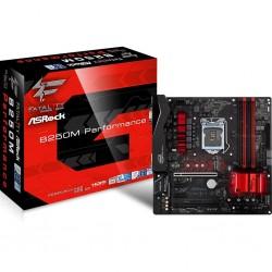 ASRock B250M Performance, INTEL B250 Series,LGA1151,4 DDR4, 2 x M.2 (for SSD) B250M PERFORMANCE