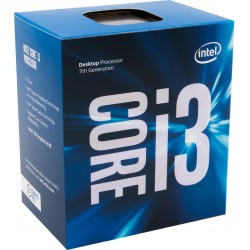 Intel Core i3-7100, Dual Core, 3.90GHz, 3MB, LGA1151, 14nm, 51W, VGA, BOX BX80677I37100