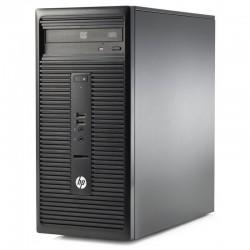 HP 280 G1 MT PENTIUM 32504GB 500GB INTEL DVDRW Keyboard+Mouse Win 10 Home T4Q82ES#AKD