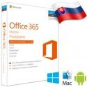MS Office 365 Home Premium až pre 5 počítačov na 1rok Slovenský 6GQ-00181