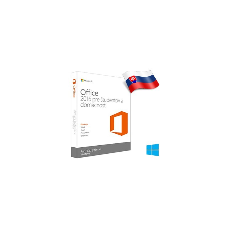 MS OFFICE Home and student 2016 SK ML 79G-04320