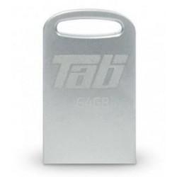 Patriot Tab flashdrive 64GB USB 3.0 aluminium case PSF64GTAB3USB