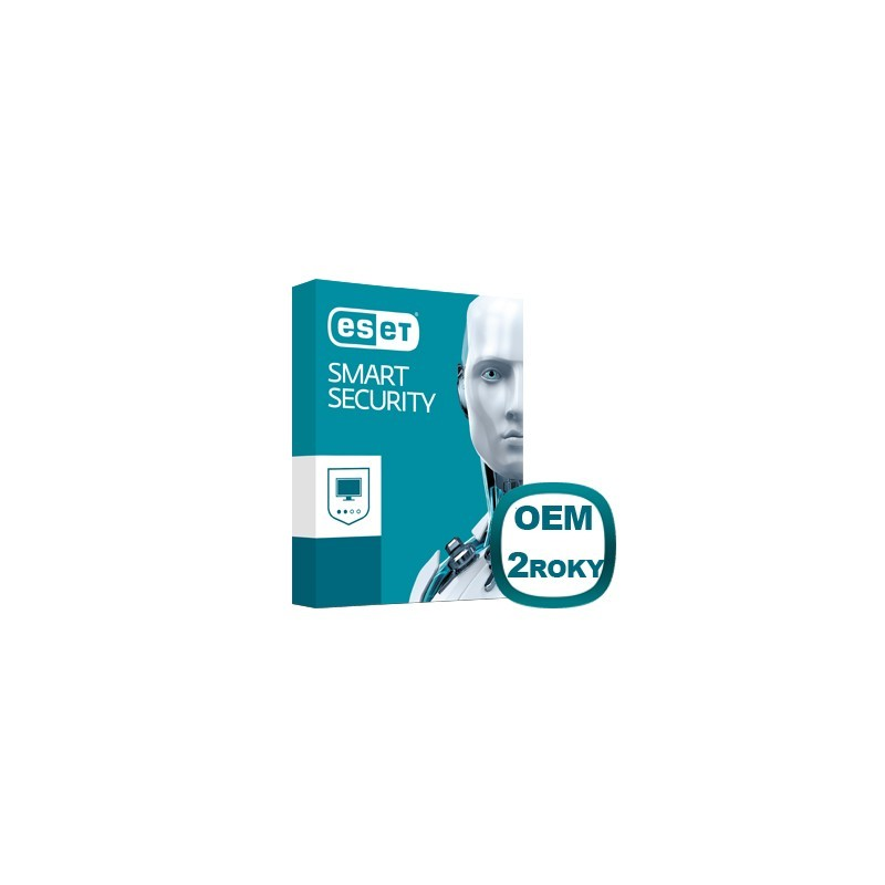 ESET Smart Security 10 OEM na 2 rok 8588006503340