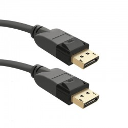 Qoltec DisplayPort v1.3 M/DP v1.3 M | 5Kx3K | 1,5m 50466