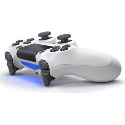 PS4 Dualshock 4 - Glacier White v2 9894650