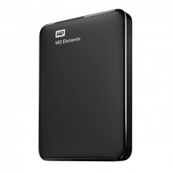 "External HDD WD Elements Portable 2.5"" 4TB USB3.0, Black WDBU6Y0040BBK-WESN"