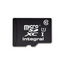 Integral Ultima Pro micro SDXC Card 32GB UHS-1 90 MB/s transfer (no Adapter) INMSDH32G10-90U1NA