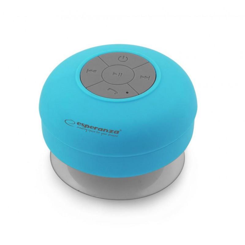ESPERANZA EP124B Vodoodolný Bluetooth reproduktor - SPRINKLE EP124B - 5901299927700
