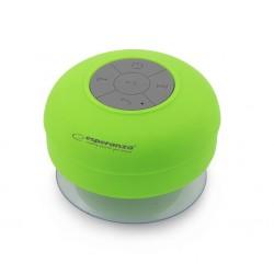 ESPERANZA EP124G Vodoodolný Bluetooth reproduktor - SPRINKLE EP124G - 5901299927717