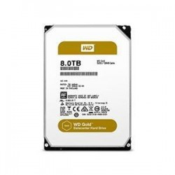 Server HDD WD Gold 3.5' 8TB SATA3 7200RPM 256MB cache WD8003FRYZ