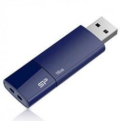 Silicon Power memory USB Ultima U05 16GB USB 2.0 Blue SP016GBUF2U05V1D