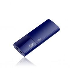 Silicon Power memory USB Ultima U05 32GB USB 2.0 Blue SP032GBUF2U05V1D