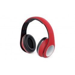 Headset Genius HS-935BT Red, Bluetooth 4.1, microphone, rechargeable 31710199102
