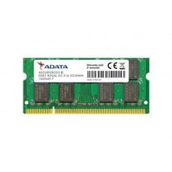 Adata 2GB 800MHz DDR2 CL6 SODIMM 1.8V AD2S800B2G5-B