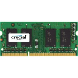 Crucial 4GB 1866MHz DDR3L CL13 SODIMM 1.35V for MAC CT4G3S186DJM