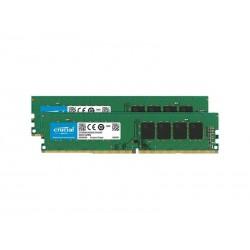 Crucial 2x8GB 2666MHz DDR4 CL19 Unbuffered DIMM CT2K8G4DFS8266