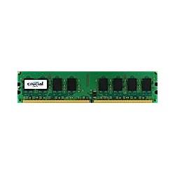 Crucial 4GB 1866MHz DDR3 CL13 UDIMM 240pin 1.35V/1.5V CT51264BD186DJ