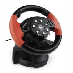 Gembird USB volant s vibráciami (PC/PS2/PS3) STR-MV-02