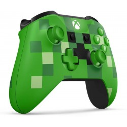 Xbox ONE S Wireless Controller - Minecraft Creeper Limited edition WL3-00057
