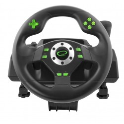 Esperanza EGW101 DRIFT herný volant s vibráciami pre PC/PS3 EGW101 - 5901299946879