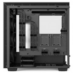 NZXT computer case H700i Matte White CA-H700W-WB