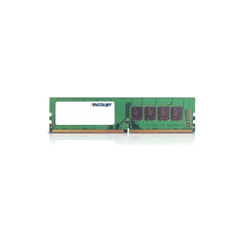 f689075dd 4GB Patriot Signature DDR4, 2400MHz CL17 DIMM PSD44G240082 - Axdata ...