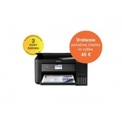 Epson L6160, A4, color All-in- One, USB, LAN, WiFi, iPrint, duplex C11CG21402