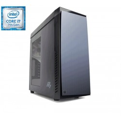 Prestigio Xtreme i7-7700K (4,2G) RX580 16GB DDR4 2TB+250GB SSD DVDRW HDMI DP USB3 KLV+MYS bez OS PSX770016X2T580N