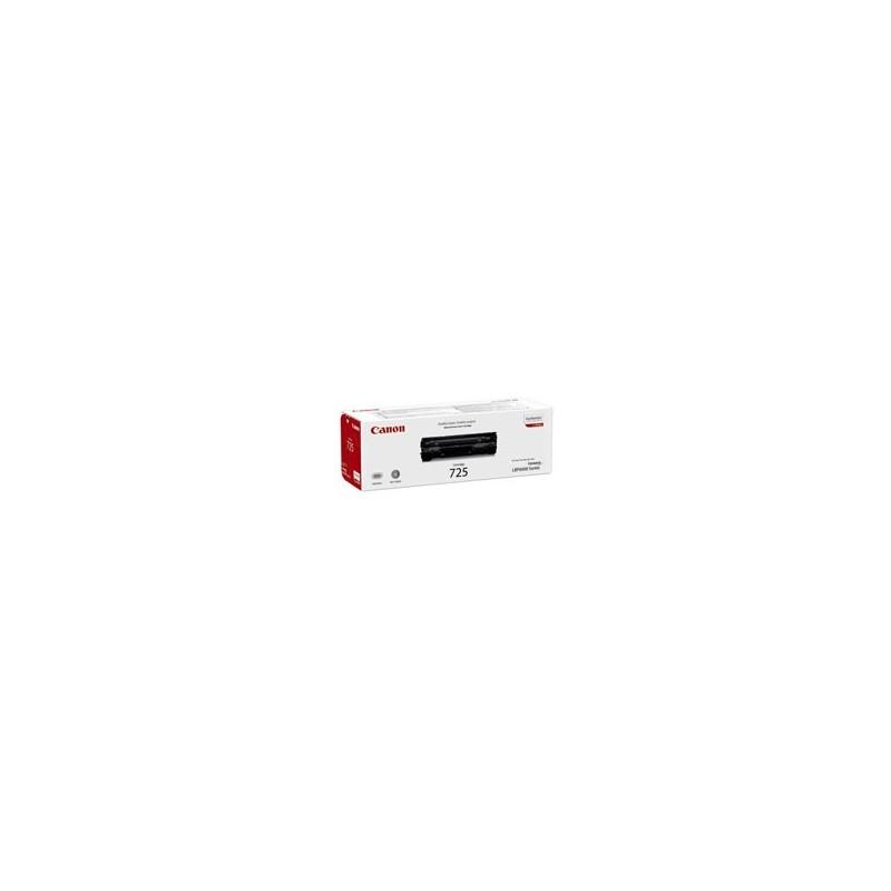 CANON Toner CRG-725Bk BLACK 3484B002