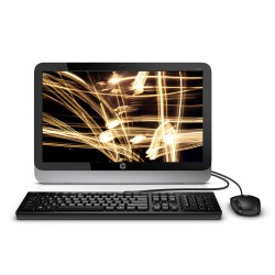HP 20-2218nf All-in-One AMD E1-6010 1.35GHz/4GB DDR3/1TB HDD/HP Remarketed 20-2218NF/S