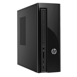 HP Slimline 260-a101nf AMD E2-7110 1.8GHz/4GB DDR3/500GB HDD/HP Remarketed HP260-A101NF/S