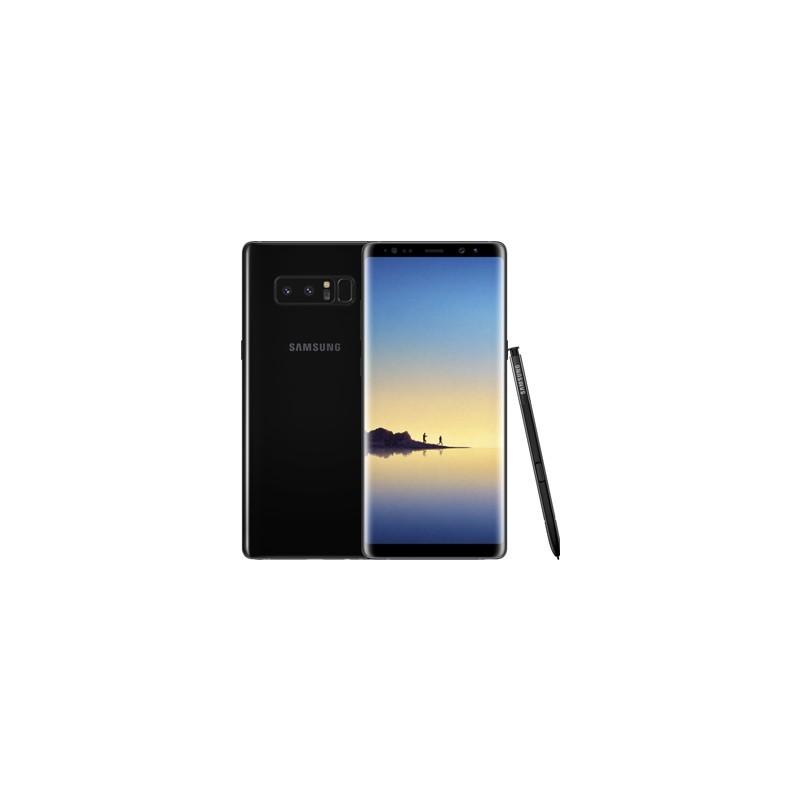 SAMSUNG Galaxy Note8 Dual Sim black SM-N950FZKDETL