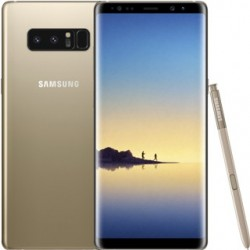 SAMSUNG Galaxy Note8 Dual Sim gold SM-N950FZDDETL