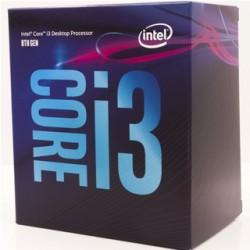 INTEL Intel Core i3-8100 (6M Cache, 3.60 GHz) BX80684I38100