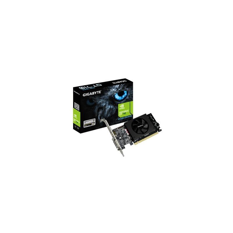 GIGABYTE Grafická karta GeForce GV-N710D5 -2GL 1.0 GV-N710D5-2GL