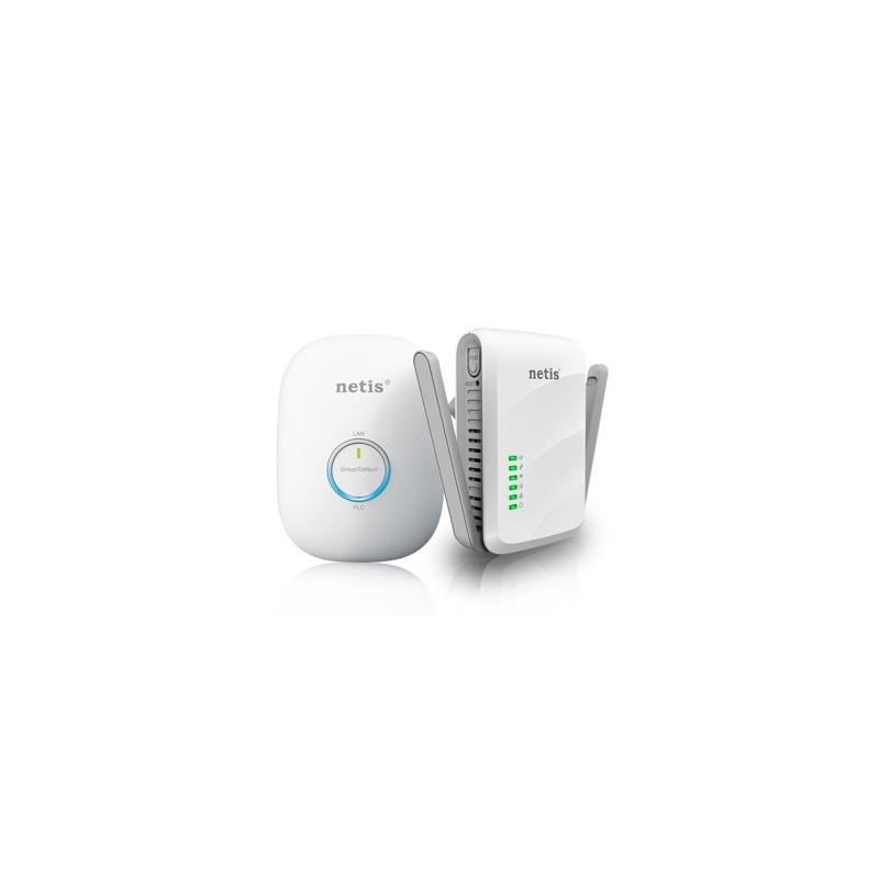 NETIS PL7622KIT Powerline Ethernet adaptér 300Mb/s