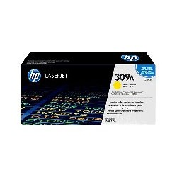 HP Toner Q2672A yellow CLJ 3500/3550