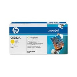 HP Toner CE252A yellow